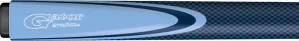 gator blues graphite cue inlay